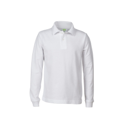 Polo-Shirt, long sleeves